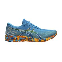 ASICS Men's Gel-DS Trainer 26 Noosa Running Shoe, Digital Aqua/ Orange