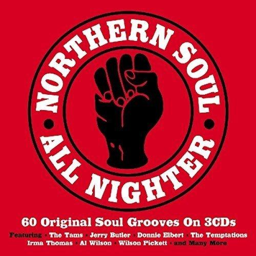Northern Soul All Nighter [3cd Box Set]