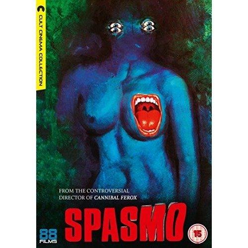Spasmo DVD [2015]
