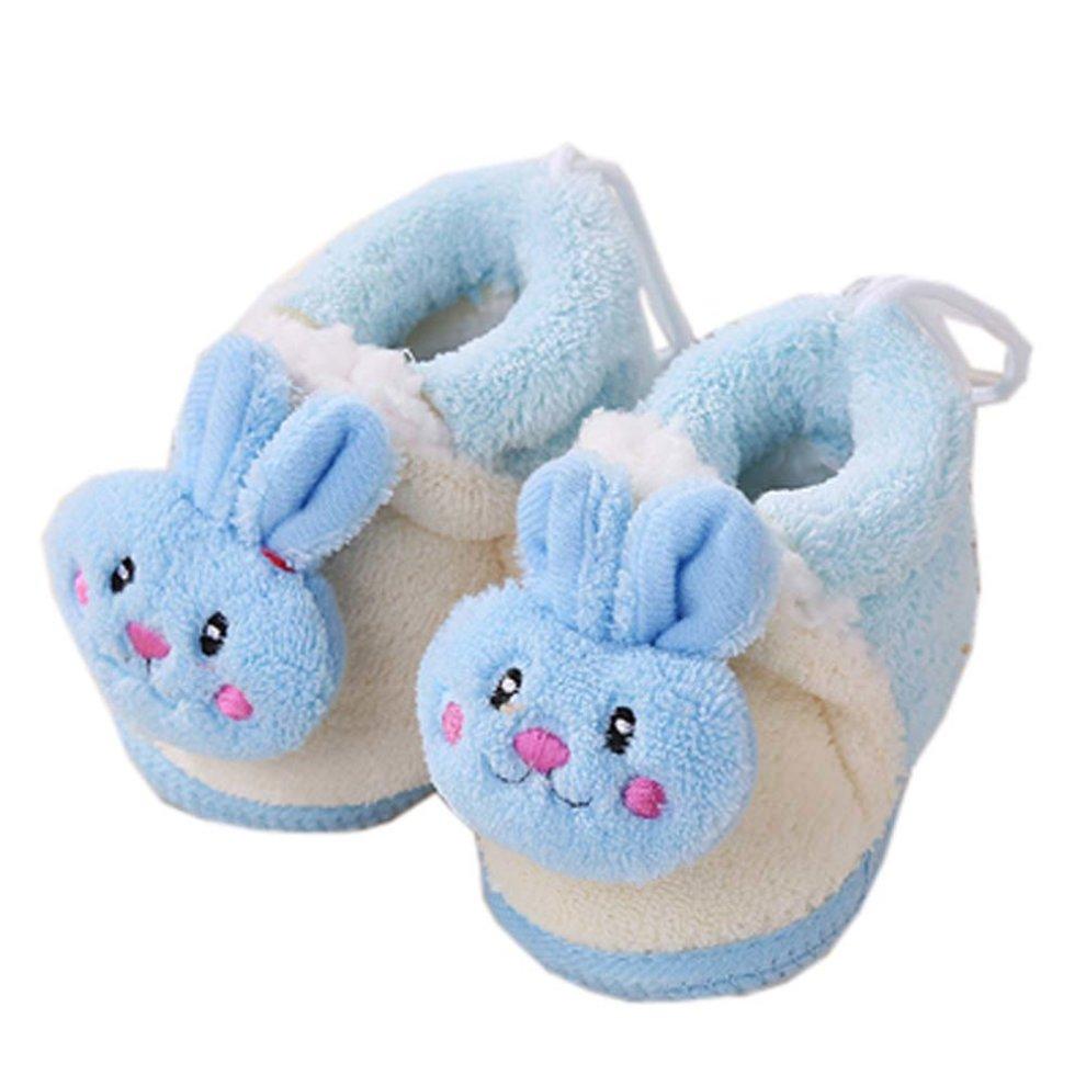 Soft Warm Unisex Baby Booties Newborn