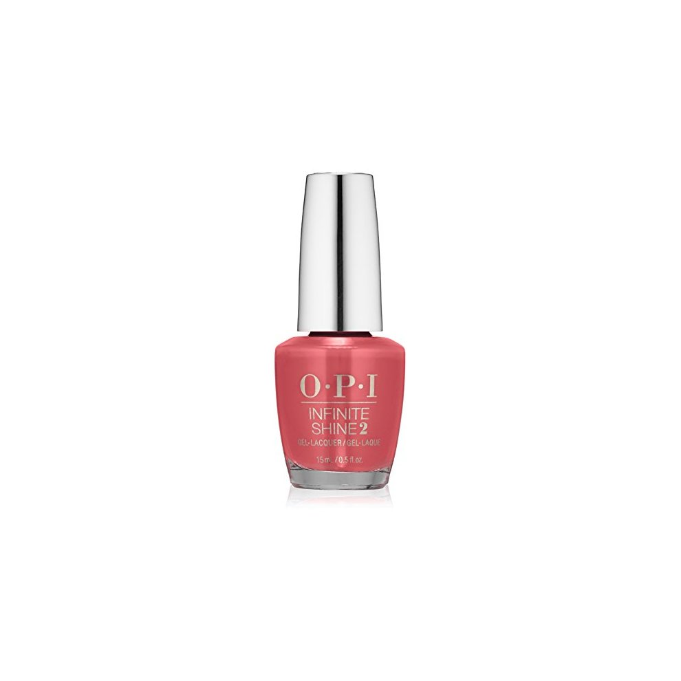 Opi Infinite Shine Strawberry Margarita 05 Floz On Onbuy