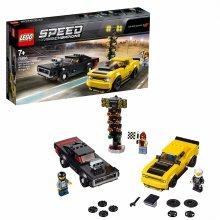 Lego Speed Champions 75893 Dodge 2018 Challenger Hellcat & Hot Rod (Jan