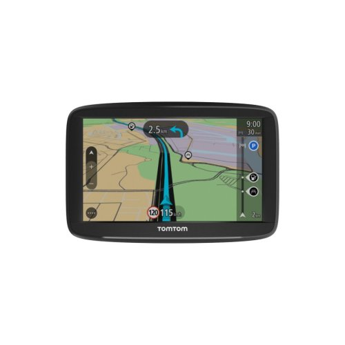 "TomTom Start 52 EU45 Handheld/Fixed 5"" Touchscreen 235g Black..."