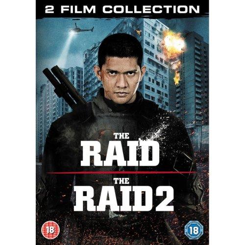 The Raid / The Raid 2 DVD [2014]