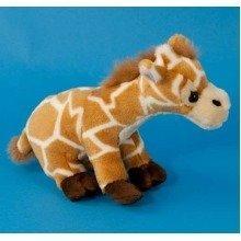 Dowman Sitting Giraffe Soft Toy 25cm