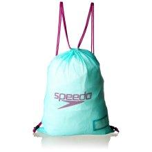 Speedo Unisex Adult Equipment Mesh Bag, Spearmint/ Diva, One Size
