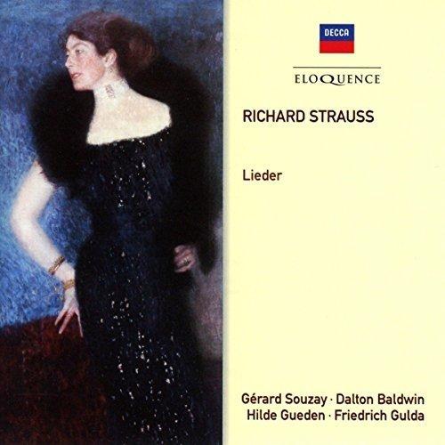 Gerard Souzay; Dalton Baldwin; Hilde Gueden; Friedrich Gulda - Richard Strauss: Songs [CD]