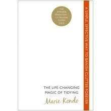 The Life-Changing Magic of Tidying - Marie Kondo - Used