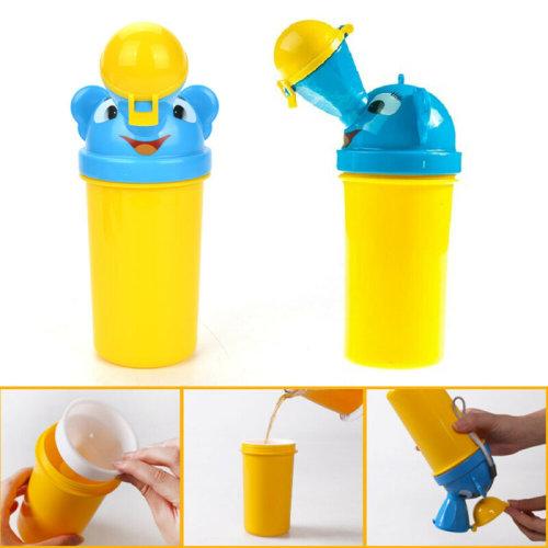 Baby Boys Portable Urinal Travel On the Go Training Toilet Car Vehic