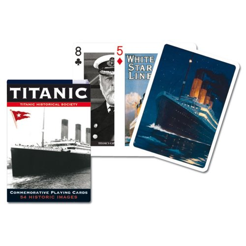 Piatnik Titanic Playing Cards