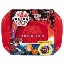 Bakugan Storage Case Red