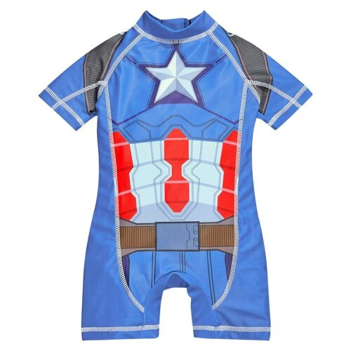 1 Piece Boys Swimwear Swimsuit, Children Bathing Suit
