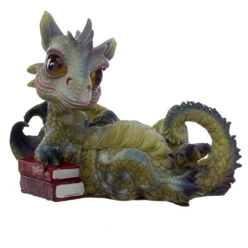 Cute Baby Sweet Dreams Daydream Dragon Figurine