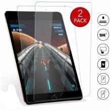 (2 Pack) Anti Fingerprint Anti Shatter 9H Ultra Clear Tempered Gorilla Glass HD Display Screen Protector For Apple iPad 7.9 MINI 1 2 3 (2012-13-14)
