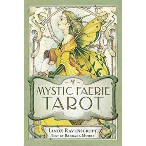 Mystic Faerie Tarot Deck by Barbara Moore