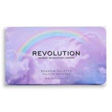 Makeup Revolution Halloween Rainbow Shadow Palette