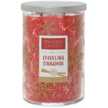 Yankee Candle Holiday Collection Tumbler Sparkling Cinnamon Two Wick