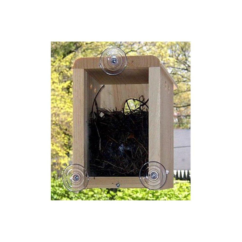 Coveside 10010 Window Nest Box Birdhouse