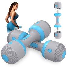 Adjustable dumbbell weights sets for women/men