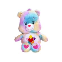 "Care Bears True Heart Bear 10.5"" Plush Toy"