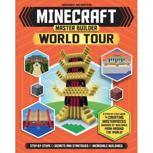 Minecraft Master Builder World Tour by Stanley & Juliet