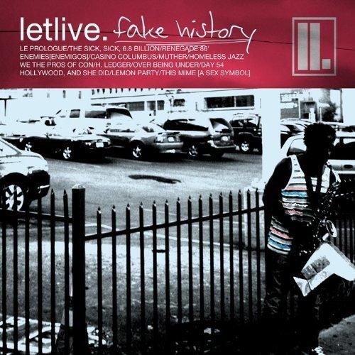 Letlive - Fake History [CD]