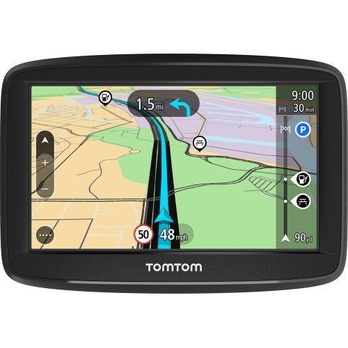 """TOMTOM Start 42 4.3"""" Sat Nav - UK & ROI Maps - Used"""