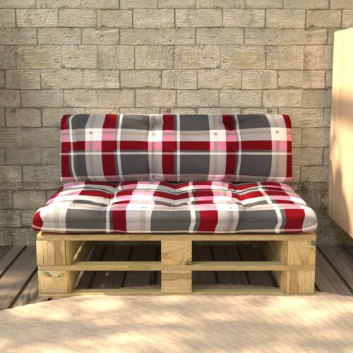 VidaXL Pallet Garden Bench   Wooden Bench