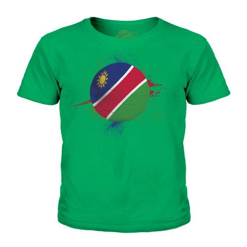 Candymix - Namibia Football - Unisex Kid's T-Shirt