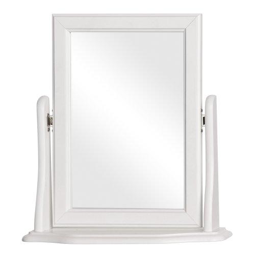 Bedroom Dressing Table, White Mirror, Quality Modern Design