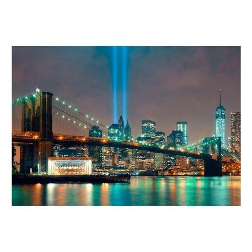 Light Of NYC Wallpaper Mural