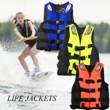 Life Jacket Vest Water Motorcycling Surfing Sailing Windsurfing Buoyancy aid