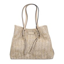 Bulaggi Collection - Sapphire Shopping Bag Size 35x31x15cm- Beige