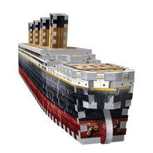 Wrebbit 3D Titanic Jigsaw Puzzle - 440 Pieces