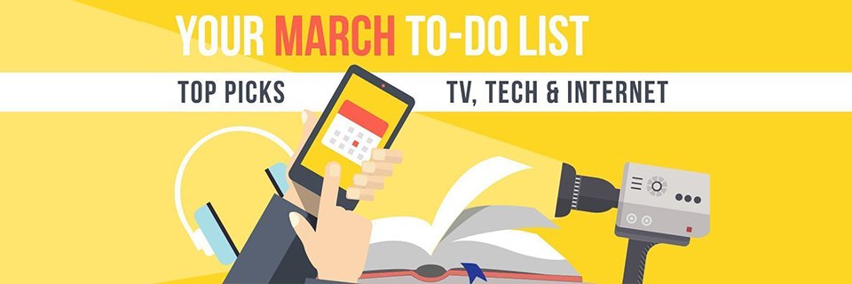 Your March To-Do List