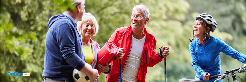 Get Active This National Walking Month