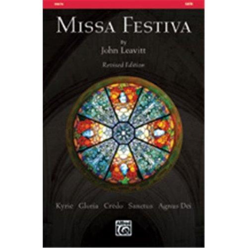 Alfred 00-39681 MISSA FESTIVA-STRX CD