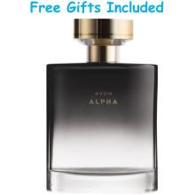 Avon ALPHA for HIM Eau De Toilette 75ml