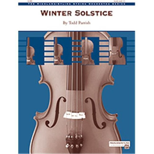 Alfred 00-33719 WINTER SOLSTICE-HSO