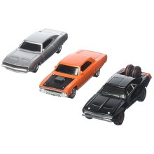 Fast and Furious 3 Pack of Cars Dom's Torque