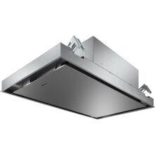 NEFF N50 I94CAQ6N0B 90 cm Ceiling Cooker Hood - Stainless Steel