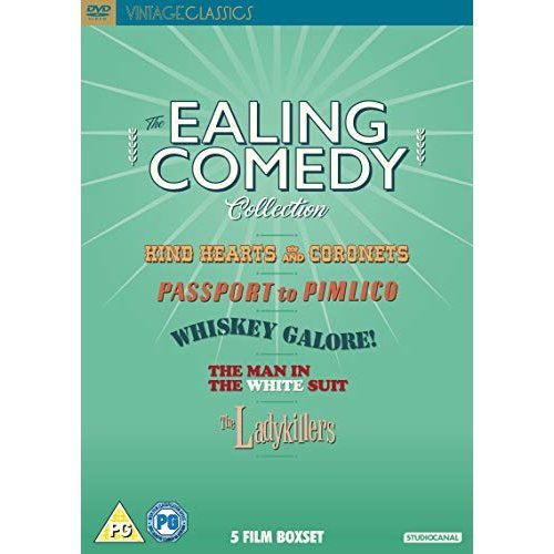 Vintage Classics Ealing Comedy Collection DVD [2017]