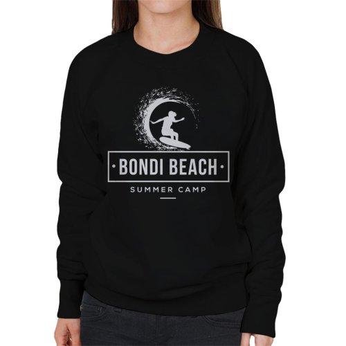 Bondi Beach Summer Camp Women's Sweatshirt
