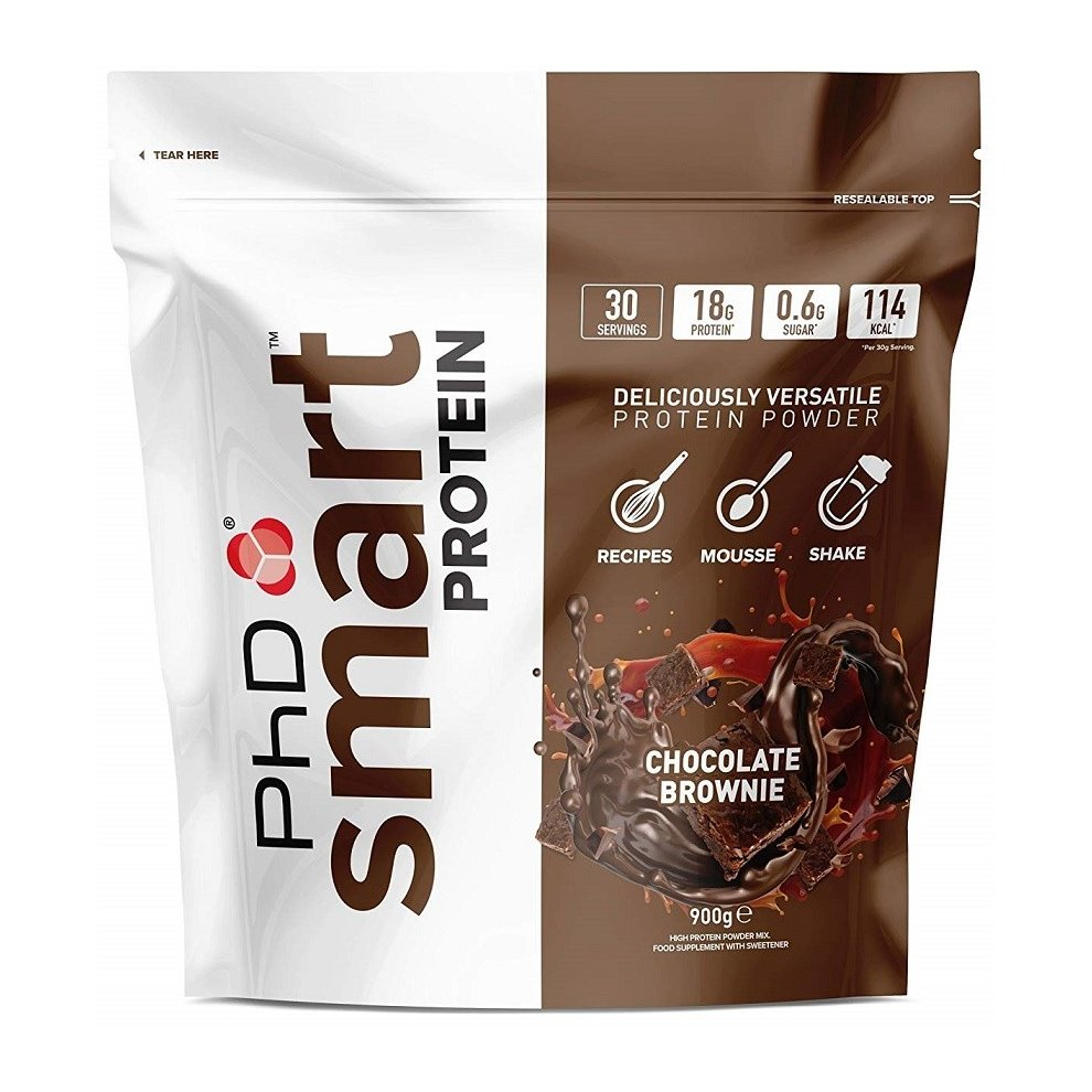 PhD Smart Protein, Chocolate Brownie, 900g