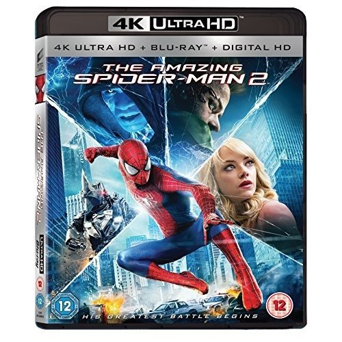 Amazing Spiderman 2 (2 Disc Bd and Uhd)