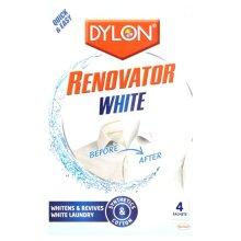 Dylon Renovator White 4 Sachet [2044321]