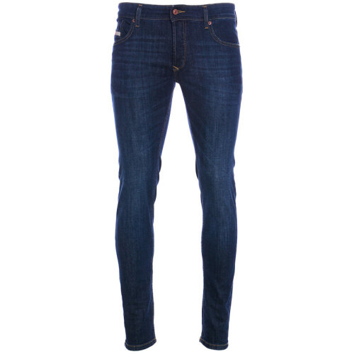 DIESEL TROXER RM020 Mens Denim Jeans Slim Fit Blue