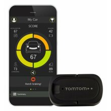 TomTom Curfer - Driver Behaviour Analysis with OBD-II Vehicle Diagnostics Reader