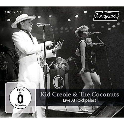 Kid Creole and The Coconuts - Live At Rockpalast 1982 [DVD]