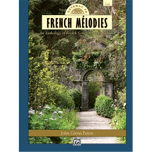 Alfred 00-36532 GATEWAY TO FRENCH MELODIE-LO-BK&2CD